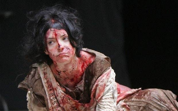 Globe audience faints at 'grotesquely violent' Titus Andronicus