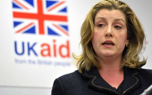 Mordaunt tells charities to 'chill out' over UK aid target and slaps down DFID critics