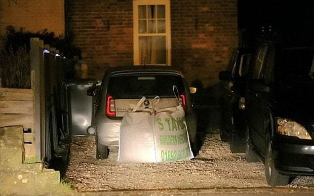 Angry homeowner gets revenge on commuter who parked in her driveway