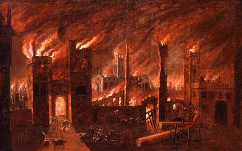 How the Great Fire of London unfolded: Official blunders, mass hysteria, and racist violence which threatened to tear the city apart