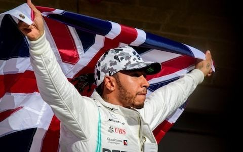 With six world titles Lewis Hamilton is Britain's finest ever driver, but his most testing race was against his inner 'demons'