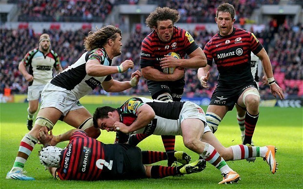 Forget about football and cricket, the thrilling climax to the Aviva Premiership is the action to watch