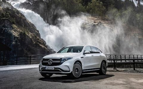 Mercedes-Benz EQC review: it's self-indulgent and counterproductive, but there's some merit to this plug-in behemoth