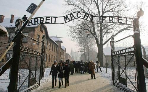 Auschwitz Museum condemns 'false' human chess scene in Amazon Prime drama