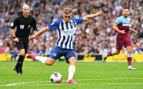 Brighton livewire Leandro Trossard off to fine start as he aims to follow in footsteps of Belgium's Premier League successes