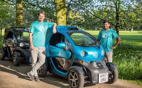 Cambridge start-up Wayve to become one of Britain's best-funded driverless car ventures in $20m deal