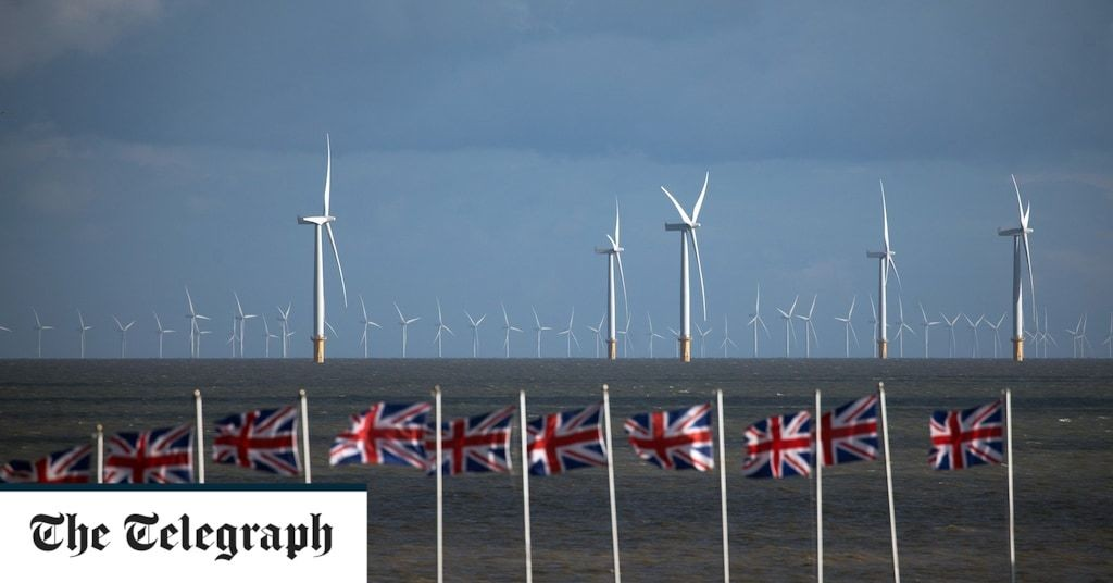 Crown Estate eyes rollout of floating offshore wind farms