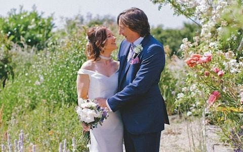 What I learnt from marrying for the first time in midlife