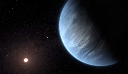 Water discovered on 'Super-Earth' raises first real hope of alien life