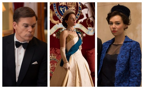 The Crown season 3 and 4, cast and characters: including Olivia Colman as Queen Elizabeth II