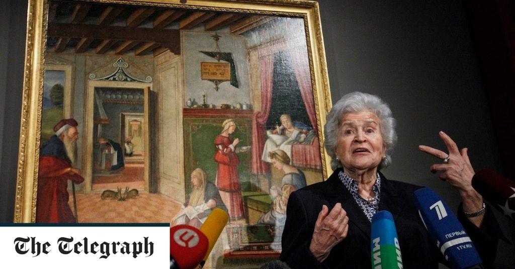 Irina Antonova, legendary art historian who ran Moscow's Pushkin Museum for 50 years – obituary