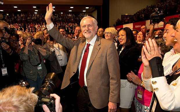 Five things we learnt from Jeremy Corbyn's speech