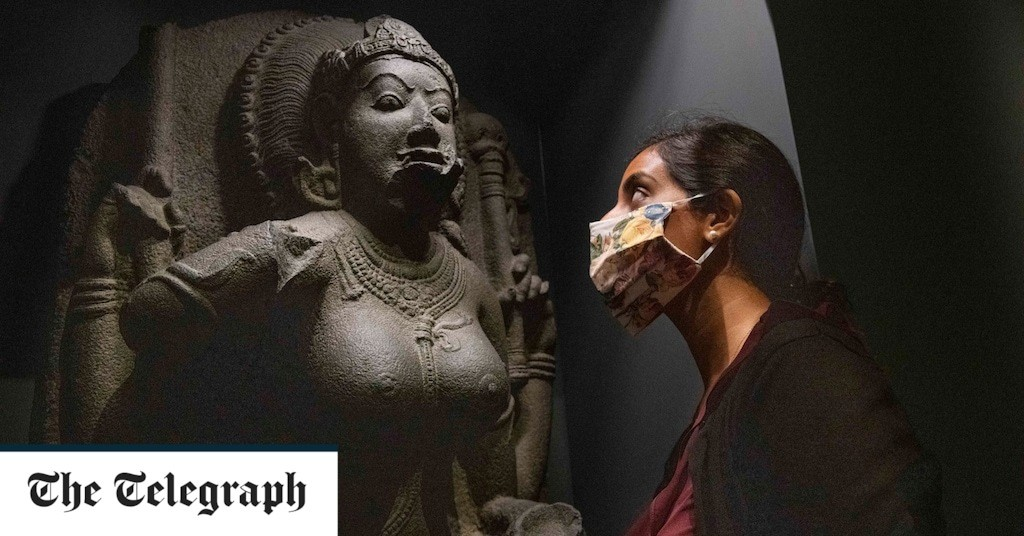 Tantra: Enlightenment to Revolution review, British Museum: this serious-minded show proves it's time we stopped tittering