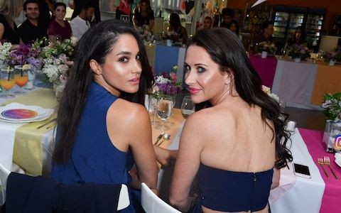Meghan Markle's best friend 'sends love to all those who carry the weight of bullies' in cryptic Instagram post