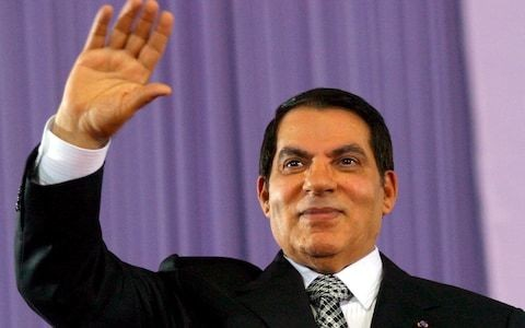 Zine El Abidine Ben Ali, former Tunisian president who was the first of the despots to be toppled in the Arab Spring – obituary