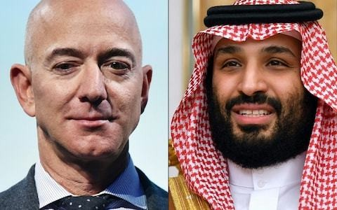 Jeff Bezos phone hacking: UN calls for investigation after Saudi Crown Prince implicated