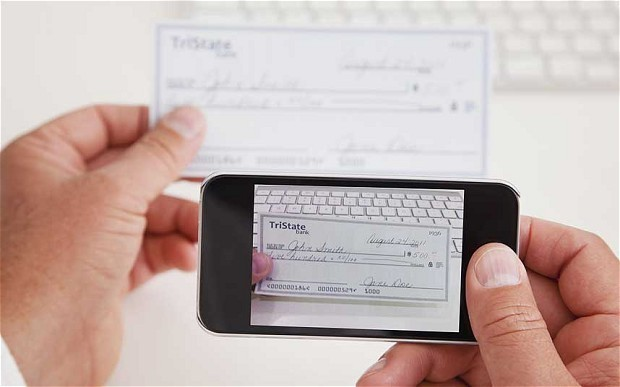 'Cheque imaging' to enable Britons to pay in using smartphones