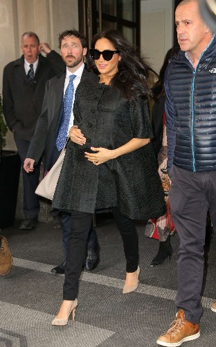 Duchess of Sussex joined by celebrity friends for baby shower during 'private' New York visit