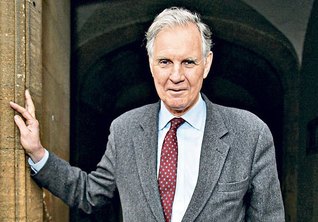 Jonathan Aitken: 'I lost it all - except my £33,000 MP's pension'