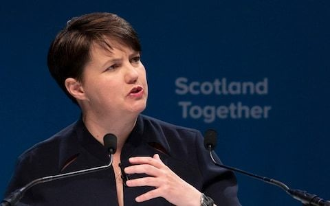 Ruth Davidson to rein in Boris attacks amid fears SNP will use them to drive up independence support
