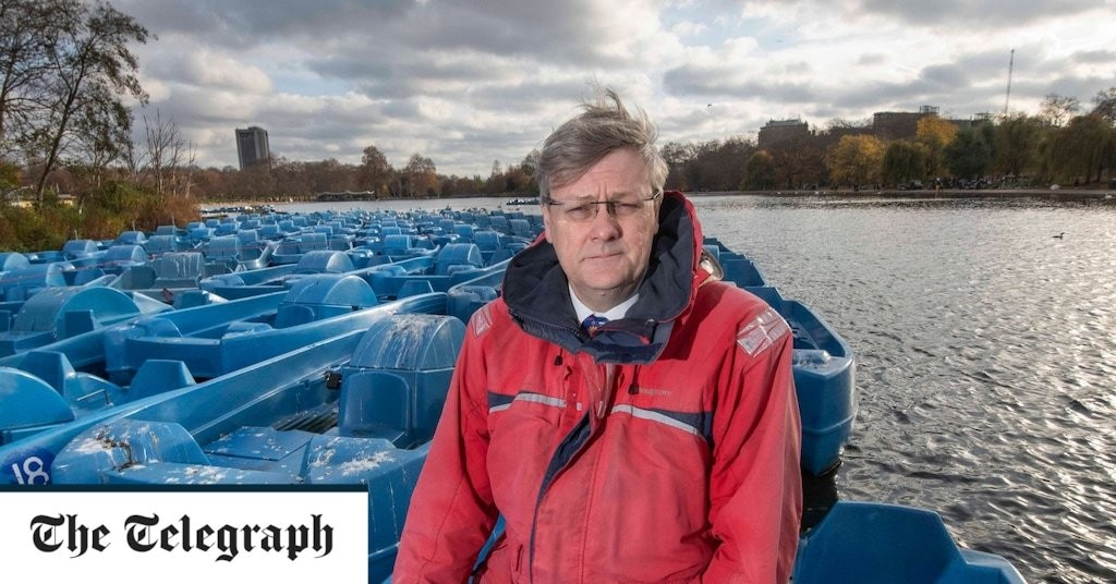 No boats or pedalos allowed, so what does the future hold for the Serpentine?