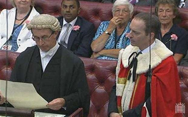 Gay marriage clears the House of Lords