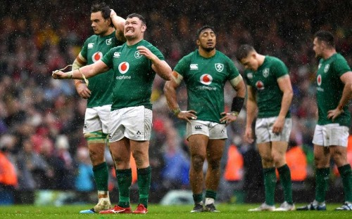 Troubling signs for Ireland as Joe Schmidt's all-conquering team shudders to a halt
