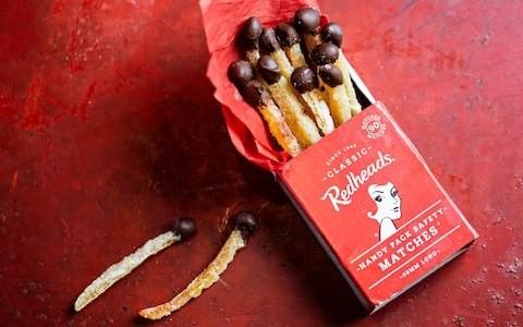 Candied citrus peel matchsticks recipe