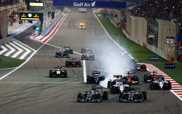 BBC axes live F1 races to save money - then hires more staff