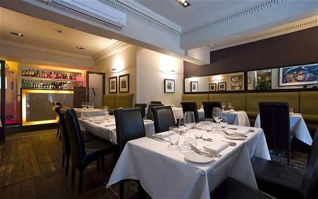 Van Zeller, Harrogate, restaurant review