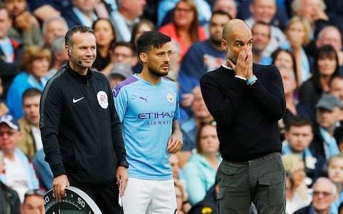 Pep Guardiola: I thought David Silva would struggle in England