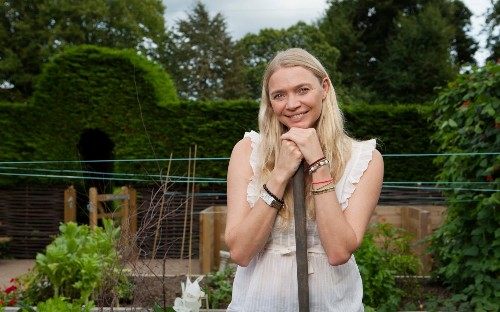 Jodie Kidd: leaving the city for the countryside saved me from crippling anxiety