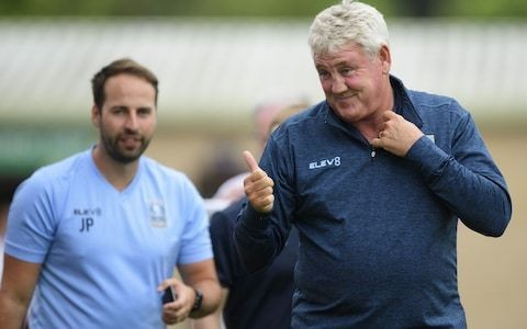 New Newcastle manager Steve Bruce has a human touch which might just do the impossible with Mike Ashley
