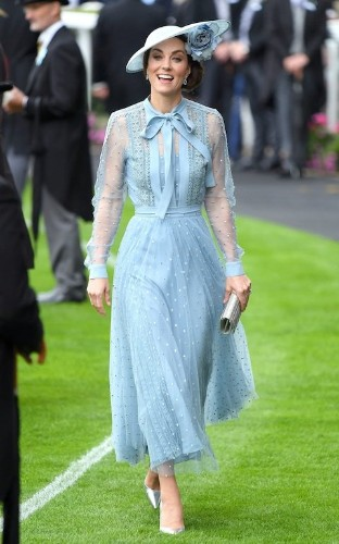 The 9 tweaks behind the Duchess of Cambridge's fashion-forward makeover