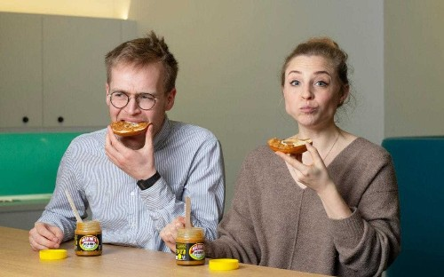 Love or hate it? We taste test the new Marmite peanut butter