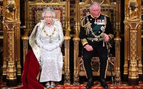 Queen's Speech presented an agenda designed to win an election