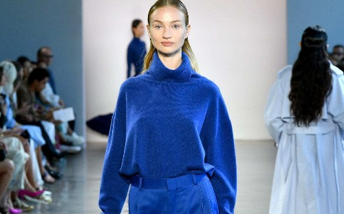 As Classic Blue is named Pantone Colour of the Year 2020, here's how to add it to your wardrobe
