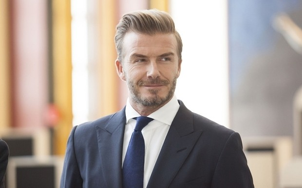 """David Beckham agrees with former Manchester United manager Sir Alex Ferguson that he was not """"world-class"""""""