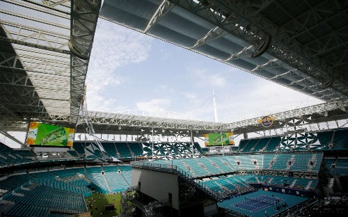 Ambitious revamp of Miami Open has investors crowing 'Forget the fifth major, we're the new US Open'