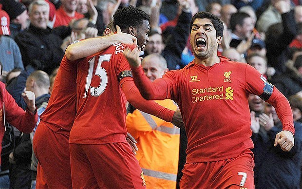 Liverpool striker Luis Suarez offered anger management counselling by PFA after biting Branislav Ivanovic