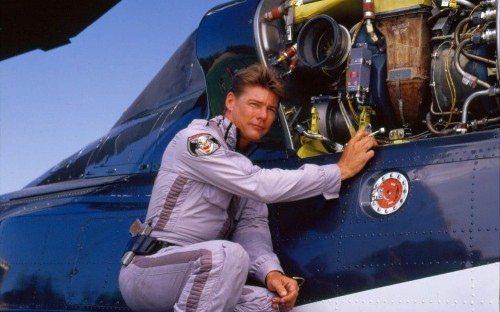 Jan-Michael Vincent, dashing but troubled star of the 1980s adventure show 'Airwolf' – obituary