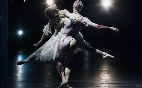 Inside the Royal Ballet's controversial production of Frankenstein