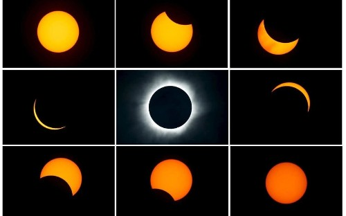 How to take pictures of a solar eclipse with your smartphone