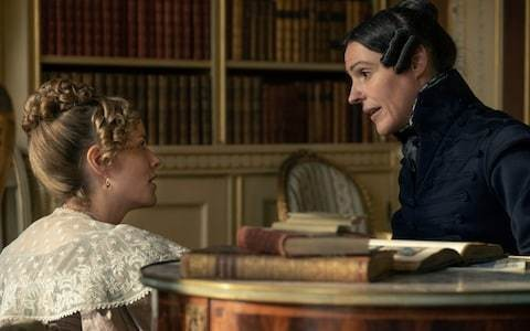 Gentleman Jack, episode 2 review: Anne Lister was a woman on a mission and it was impossible not to get swept along