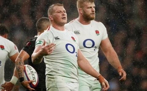 Dylan Hartley tipped to break back into England fold for World Cup after injury lay-off: 'The Rose is important to him'