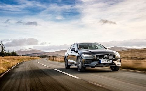 Volvo V60 Cross Country review: go-anywhere Swedish estate could be all the car you'll ever need