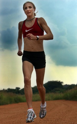 Running Bug: Paula Radcliffe's tips for beginners