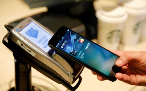 Mobile payments struggle to make impact on contactless card use