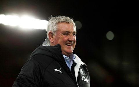 Newcastle ready to make at least one January signing with money available for Steve Bruce to spend