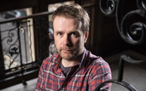 Andrew Michael Hurley on how his debut novel The Loney took the publishing world by storm